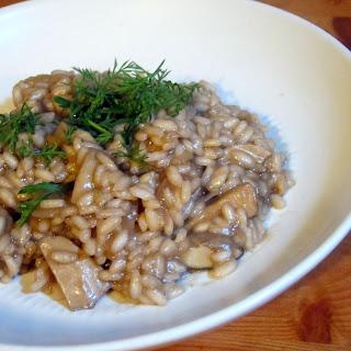 Fresh Porcini Mushroom Risotto Recipe