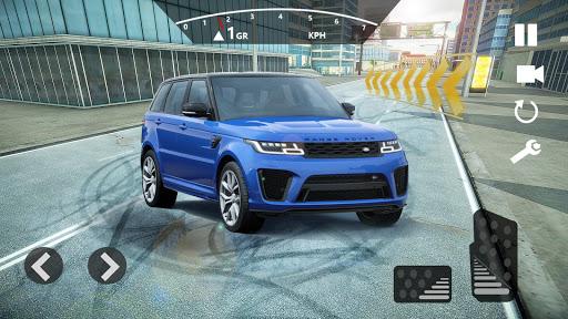 Crazy Car Driving & City Stunts: Rover Sport 1.8 Screenshots 6
