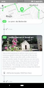 Fluffy - Walks in Paris screenshot
