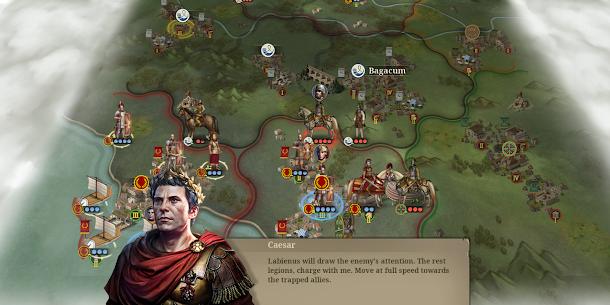 Great Conqueror: Rome Mod Apk 2.0.0 (Unlimited Medals) 3