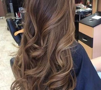 New Hair Color Trend Ideas - Android Apps on Google Play