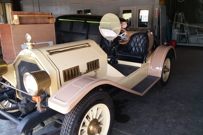 1914 Stutz Bearcat Replica Hire LA