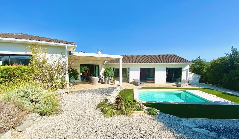 Villa avec piscine et terrasse Saint-Gély-du-Fesc
