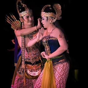 Ramayana  by Vijay Tripathi - People Musicians & Entertainers ( love, lowlight, ramyana, artist, acting, drama, couples )