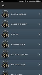 Top Radio España - náhled