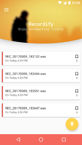 Recordify Voice Recorder screenshot 5