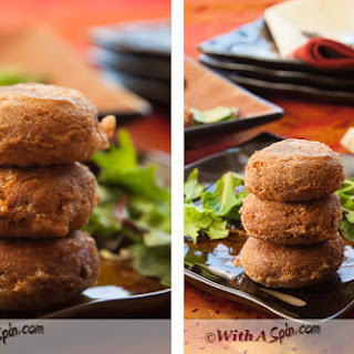 Shami Kabab – Minced meat and yellow split pea kabab