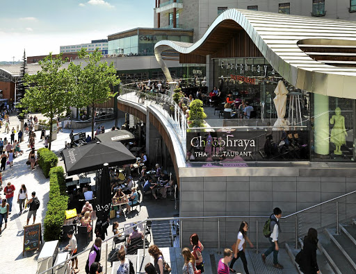 Bullring Shopping Centre: A Hammerson mall in Birmingham