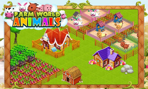 Farm World Animals 3.0 screenshots 5