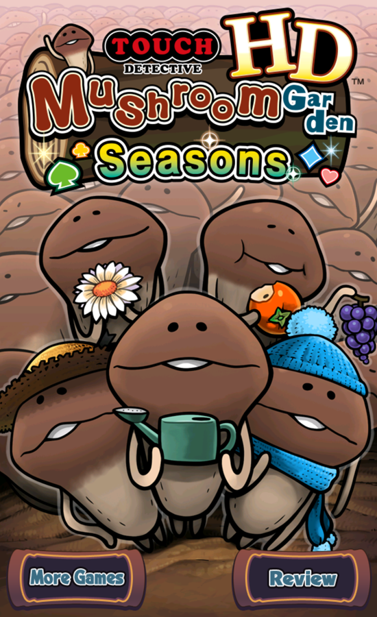 Mushroom Garden Seasons HD- screenshot