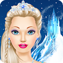 Ice Queen - Dress Up & Makeup icon