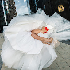 Wedding photographer Roman Kargapolov (rkargapolov). Photo of 08.11.2017