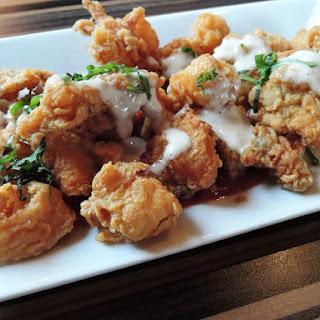 Cajun Fried Calamari
