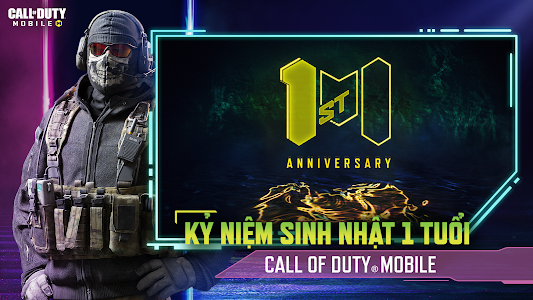 Call Of Duty: Mobile VN 1.8.17