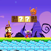 Super Hero Magic Adventure - Platformer Game