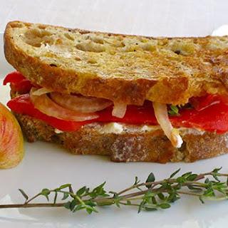 Vegetarian Panini Recipe