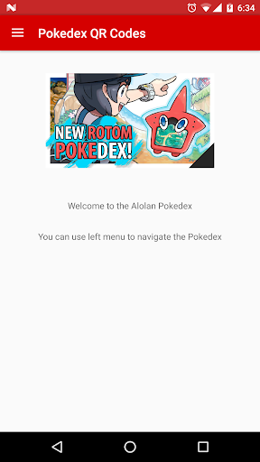 Alolan Pokedex