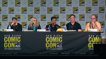 The Simpsons: Comic Con Highlights