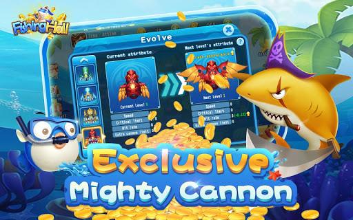 Fishing Hall-Free Slots,Poker,Fishing Saga 1.0.6 screenshots 14