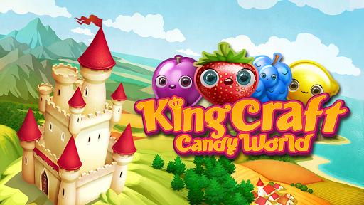 KingCraft - Candy Garden 2.0.121 screenshots 6