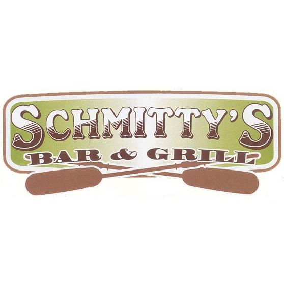 Logo for Schmitty's Oar House Bar & Grill