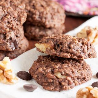 Chocolate Chip Chocolate Oatmeal Cookies