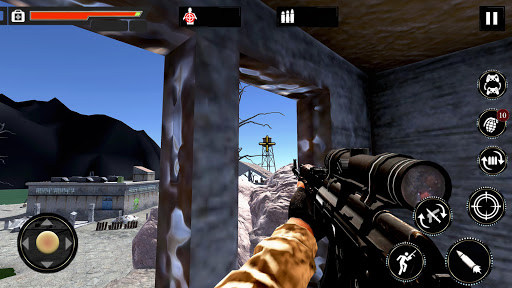 Counter Critical Strike CS: Army Special Force FPS filehippodl screenshot 5