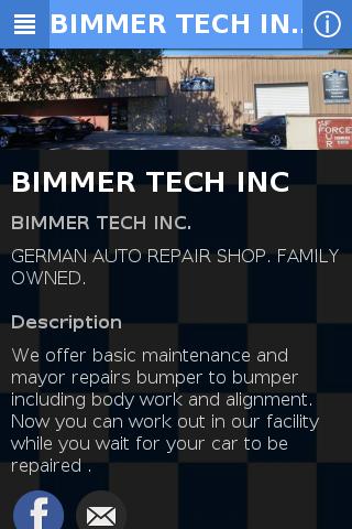 Bimmer Tech Inc.