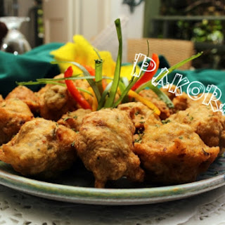 Vegetable Pakoras Recipe