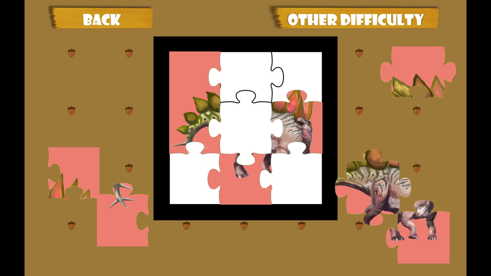 dinosaurs puzzles free for children android apps on google play