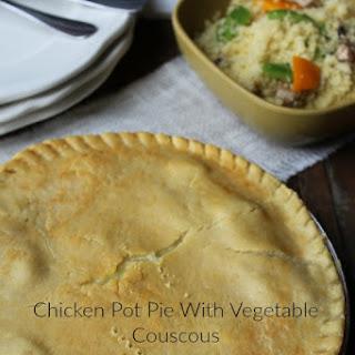 Vegetable Couscous Pie Recipes