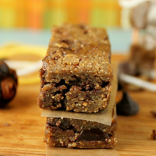 No Peanut Butter Chocolate Chip Lara Bars - Paleo