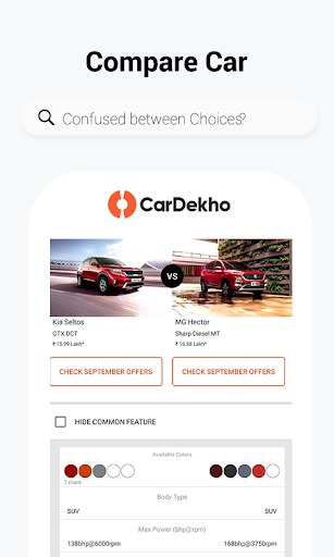 CarDekho: Buy/Sell New & Second-Hand Cars, Prices 7.1.3.3 Screenshots 5