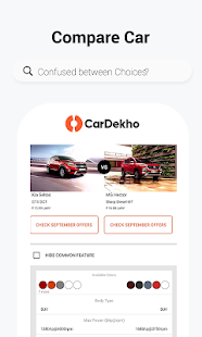 App CarDekho: Buy & Sell New & Used Car,Price & Offers APK for Windows Phone