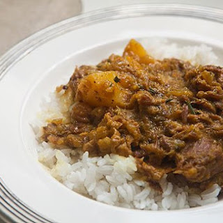 Lamb Curry.