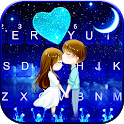 Romantic Couple Keyboard Theme icon