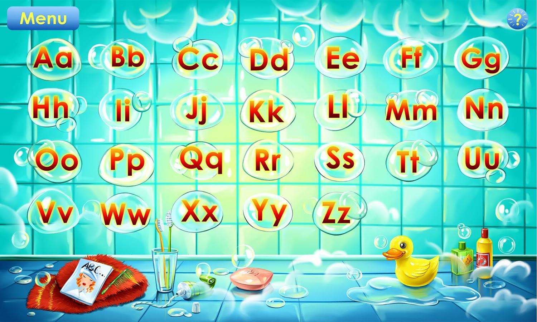Permainan Alfabet Untuk Anak Apl Android Di Google Play