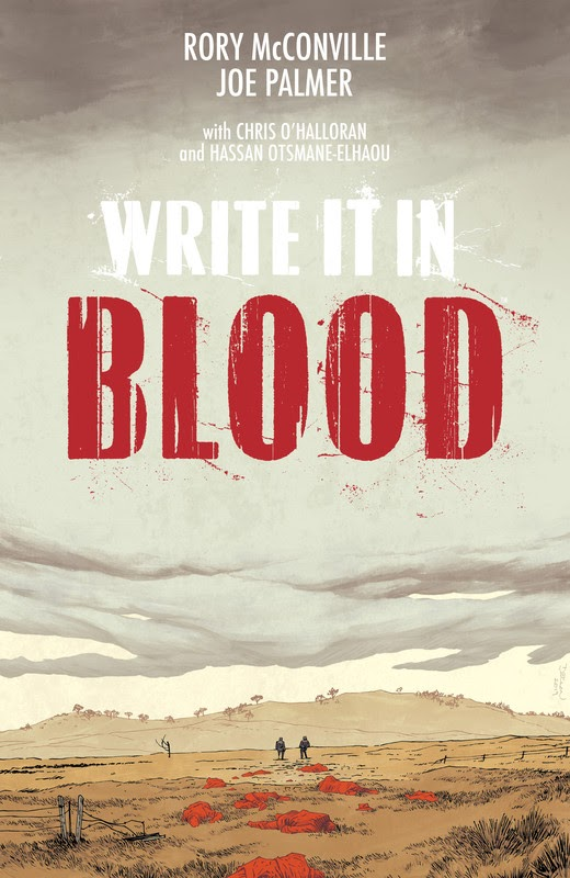 Write it in Blood (2021)
