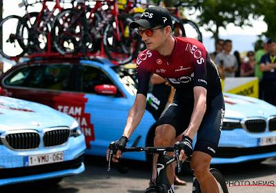Poels en 24-jarige Brit moeten INEOS naar succes leiden in de Vuelta