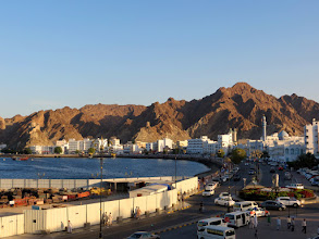 Photo: Muscat -  Mutrah Corniche