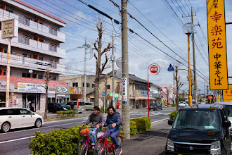 Photo: Route 354 in Ōizumi, Ōra District, Gunma Prefecture, an industrial district adjacent to Ota City with a large Brazilian population. Most people here work in factories belonging mainly to Sanyo or Subaru. Read more about Oizumi: http://japanvisitor.blogspot.jp/2015/04/oizumibrazil-in-japan.html