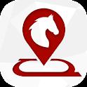 Racing GPS icon