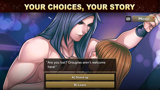 Is It Love? Colin - Romance Interactive Story androidiapk screenshots 1