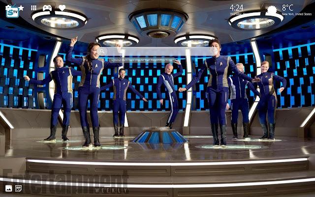 Star Trek Discovery Hd Wallpaper Theme