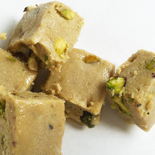Pistachio Halva Recipes.