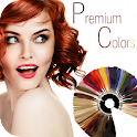 Hair Color Changer Premium icon