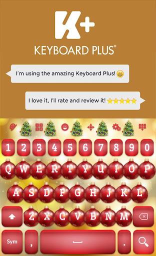 Merry Christmas Keyboard