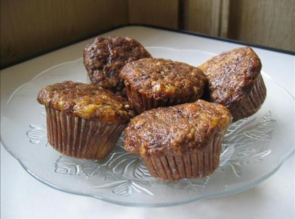 Chocolate  Coconut  Macadamia Nut Muffins Recipe