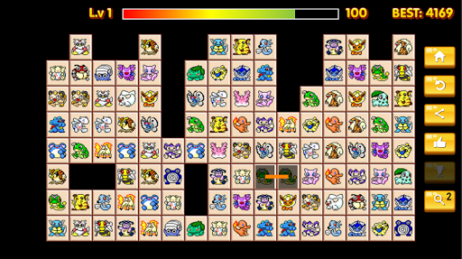 Pikachu Onet Connect Animal 1.1.4 screenshots 3