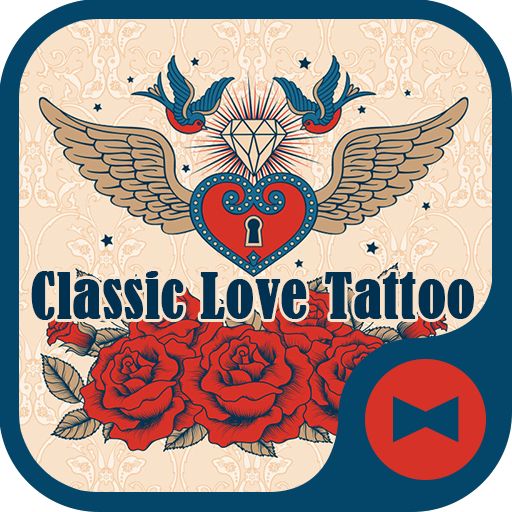 Classic Love Tattoo +HOME Icon